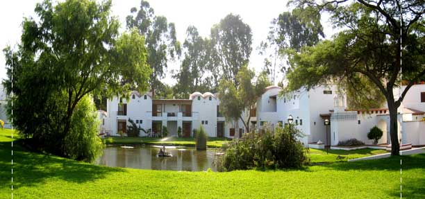 Hotel Las Dunas Ica