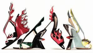 action comic shoes bg
