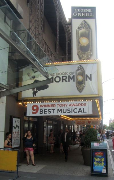 broadway book of mormon
